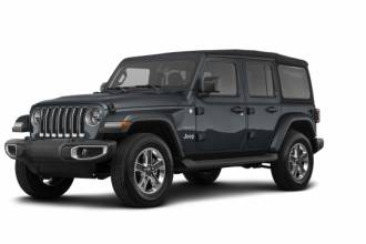 Lease Takeover in Hamilton, ON: 2018 Jeep Wrangler Unlimited Sahara JK Automatic AWD ID:#3854