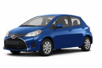 Lease Takeover in Vancouver, BC: 2018 Toyota Toyota Yaris LE 5 Door Automatic