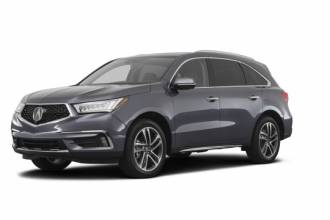 Acura Lease Takeover in Coquitlam, BC: 2017 Acura MDX Base Automatic AWD