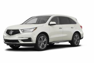 Acura Lease Takeover in Aurora, ON: 2017 Acura MDX Elite Automatic AWD