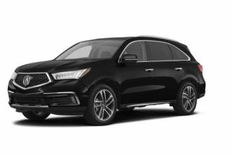 Acura Lease Takeover in Vancouver, BC: 2017 Acura MDX Navi Automatic AWD