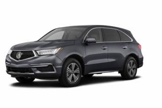 Acura Lease Takeover in Langley, BC: 2018 Acura MDX Navi Automatic AWD
