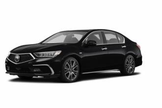 Acura Lease Takeover in Toronto, ON: 2018 Acura RLX 3.5L SH-AWD Automatic AWD