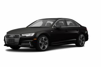 Audi Lease Takeover in St Bruno, QC : 2017 Audi A4 technik Automatic AWD