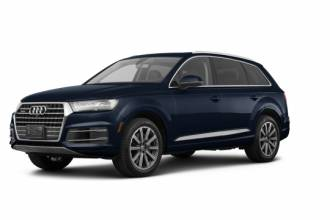 Audi Lease Takeover in Kelowna, BC: 2017 Audi Q7 Technik w/ S Line Automatic AWD