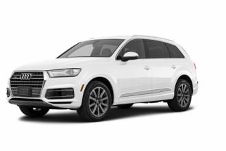Audi Lease Takeover in Vancouver, BC: 2018 Audi Q7 Automatic AWD