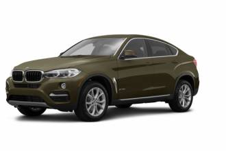 BMW Lease Takeover in Vancouver, BC: 2015 BMW X6 xDrive35i Automatic 2WD