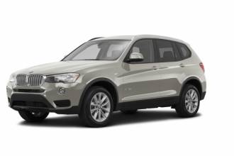 BMW Lease Takeover in Calgary, AB: 2016 BMW X3 28i Automatic AWD