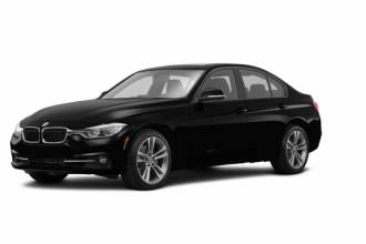 BMW Lease Takeover in Langley, BC: 2017 BMW 328D Sportline Automatic AWD