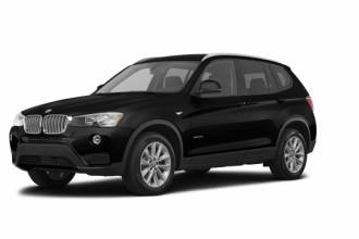 BMW Lease Takeover in Montreal, QC: 2017 BMW X3 Automatic 2WD