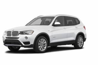 BMW Lease Takeover in Calgary, AB: 2017 BMW X3 x28i Automatic AWD