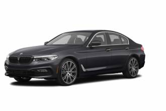 BMW Lease Takeover in Montreal, QC: 2018 BMW 540i xDrive Automatic AWD