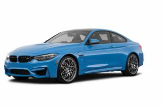 BMW Lease Takeover in Montreal, QC: 2018 BMW M4 Coupé Automatic 2WD