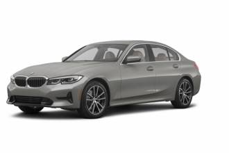 Lease Transfer BMW Lease Takeover in Burnaby, BC: 2019 BMW 330i xDrive Sedan Automatic AWD