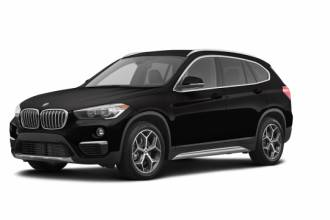BMW Lease Takeover in Vancouver, BC: 2019 BMW X1 Manual AWD