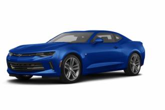 Chevrolet Lease Takeover in Kitchener, ON: 2018 Chevrolet Camaro 2LT RS Manual 2WD