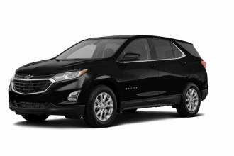 Chevrolet Lease Takeover in Montreal, QC: 2019 Chevrolet Equinox LT Automatic 2WD