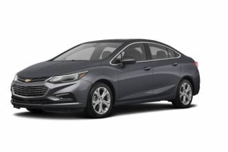 Chevrolet Lease Takeover in Moncton, NB: 2018 Chevrolet Cruze LT Automatic 2WD
