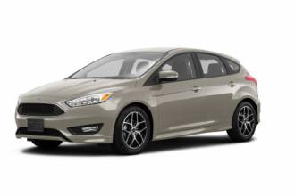 Ford Lease Takeover in Calgary, AB: 2016 Ford Focus SE Automatic 2WD
