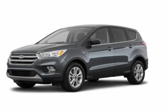 Ford Lease Takeover in St. Catharines, ON: 2017 Ford Escape SE Automatic 2WD
