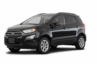 Ford Lease Takeover in Montreal, QC: 2018 Ford Ecosport Automatic AWD
