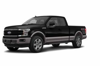 Ford Lease Takeover in Calgary, AB: 2018 Ford F150 Lariat Automatic AWD