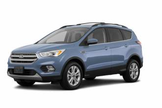 Ford Lease Takeover in Winnipeg, ON: 2018 Ford Escape SEL Automatic AWD