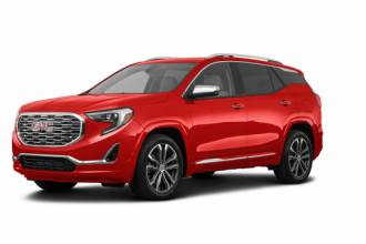 GMC Lease Takeover in King City: 2018 GMC Terrain Denali Automatic AWD ID:#10993