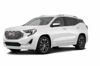 GMC Lease Takeover in Toronto, ON: 2018 GMC Terrain Denali Automatic AWD