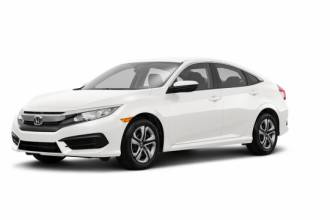 Lease Transfer Honda Lease Takeover in Montreal, QC: 2017 Honda Civic LX CVT 2WD