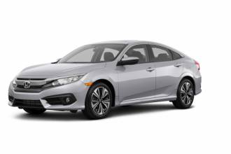 Honda Lease Takeover in Orleans: 2017 Honda 4DR CVT EX ID:#10471
