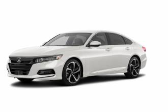 Honda Lease Takeover in Calgary: 2018 Honda Honda Accord Sport 2.0L Automatic 2WD