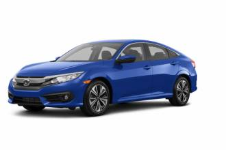 Honda Lease Takeover in Markham/North York/Scarborough/Toronto , ON: 2018 Honda Civic EX-T Automatic 2WD