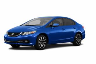 Honda Lease Takeover in Scarborough, ON: 2015 Honda Civic Touring Automatic 2WD
