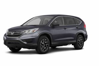 Honda Lease Takeover in Toronto, ON: 2016 Honda CR-V SE Automatic AWD
