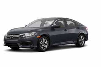 Honda Lease Takeover in Winnipeg, MB: 2017 Honda Civic LX CVT 2WD