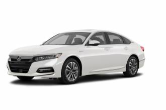 Honda Lease Takeover in Saskatoon, SK: 2018 Honda Accord EX-L Automatic 2WD