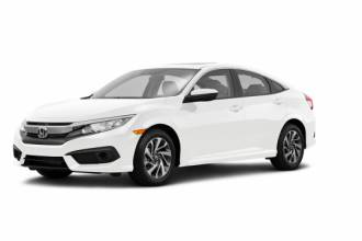 Honda Lease Takeover in Mississauga, ON: 2018 Honda Civic EX Automatic 2WD