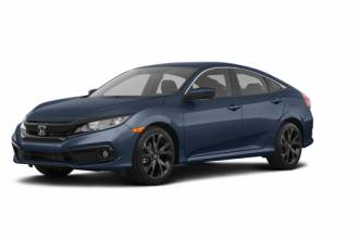 Honda Lease Takeover in Toronto, ON: 2019 Honda Civic Touring CVT 2WD