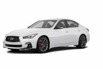 Infiniti Lease Takeover in Brampton, ON: 2018 Infiniti Q50 Signature Automatic AWD