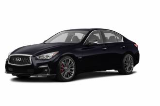 Lease Transfer Infiniti Lease Takeover in Montreal, QC: 2018 Infiniti Q50 Sport Automatic AWD