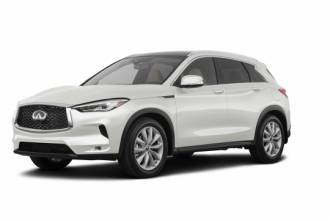 Infiniti Lease Takeover in Winnipeg, MB: 2019 Infiniti QX50 Luxe Automatic AW