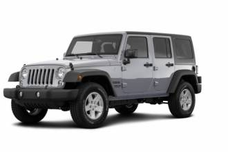 Lease Transfer Jeep Lease Takeover in Winnipeg: 2016 Jeep Wrangler Sahara Automatic AWD