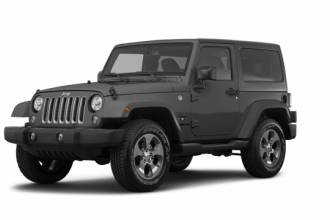 Jeep Lease Takeover in Saint John, NB: 2017 Jeep Wrangler Sahara Automatic 2WD