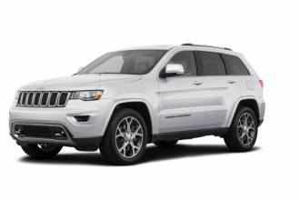 Jeep Lease Takeover in Vancouver, BC: 2018 Jeep Grand Cherokee SRT Automatic AWD