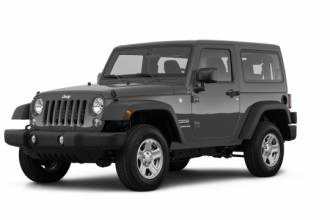 Jeep Lease Takeover in Toronto, ON: 2018 Jeep Wrangler JK Sport Manual AWD