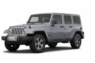 Jeep Lease Takeover in Brampton, ON: 2018 Jeep Wrangler Unlimited Sahara Automatic AWD