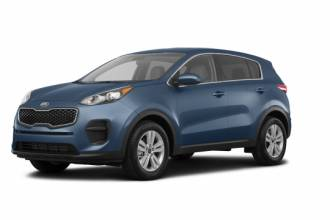 KIA Lease Takeover in Montreal, QC: 2017 KIA Sportage LX Automatic 2WD ID:#10976