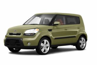 KIA Lease Takeover in Kitchener, ON: 2010 KIA Soul 2U Automatic 2WD
