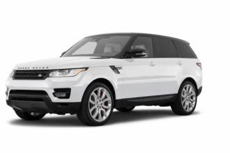 Land Rover Lease Takeover in Toronto, ON: 2017 Land Rover Range Rover Sport Automatic AWD